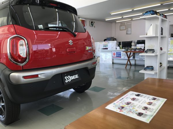 新車販売のソリオのリコール対応!